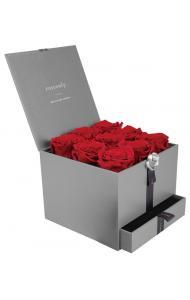 Mukavva Çiçek Kutusu