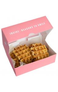 Paket Waffle Kutusu